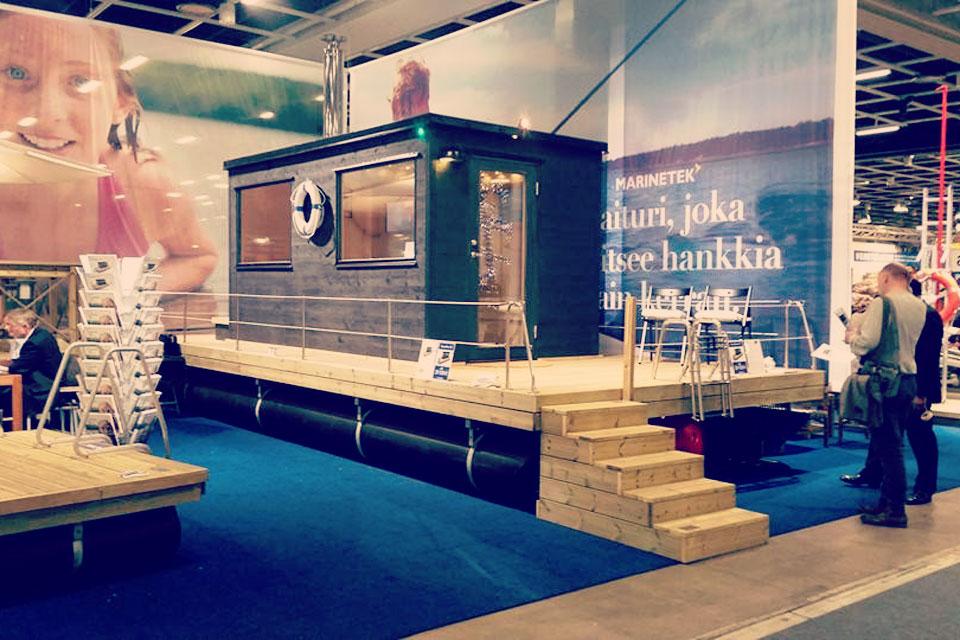 sammarbete med Marinetek i Finland