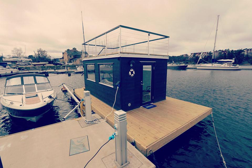 Kontorsflotten till Genuine Marine AB i Gustavsberg