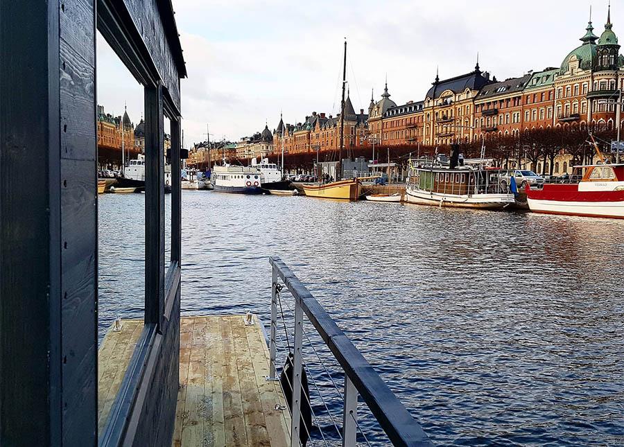 Bastuflotte Sveavägen