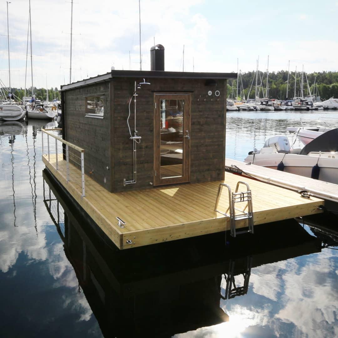 Leverans till Blommeholms båtförening i Norge