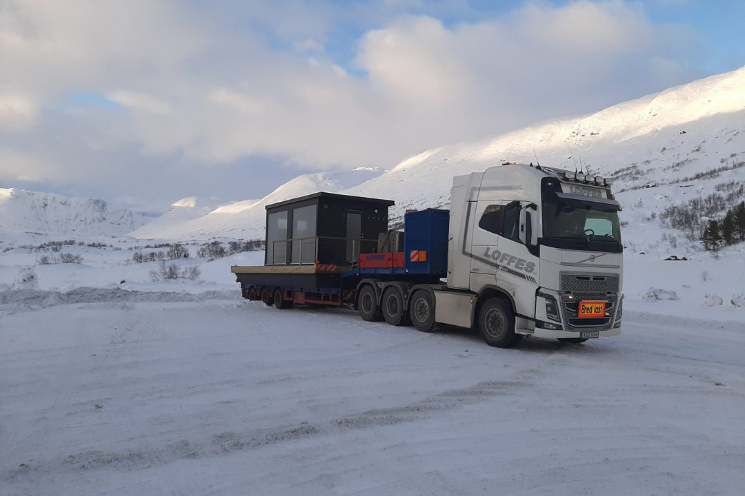 Bastubåt till Norge från Marinbastun