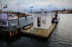 Bastuflotte Wilgot säljes - visningsex